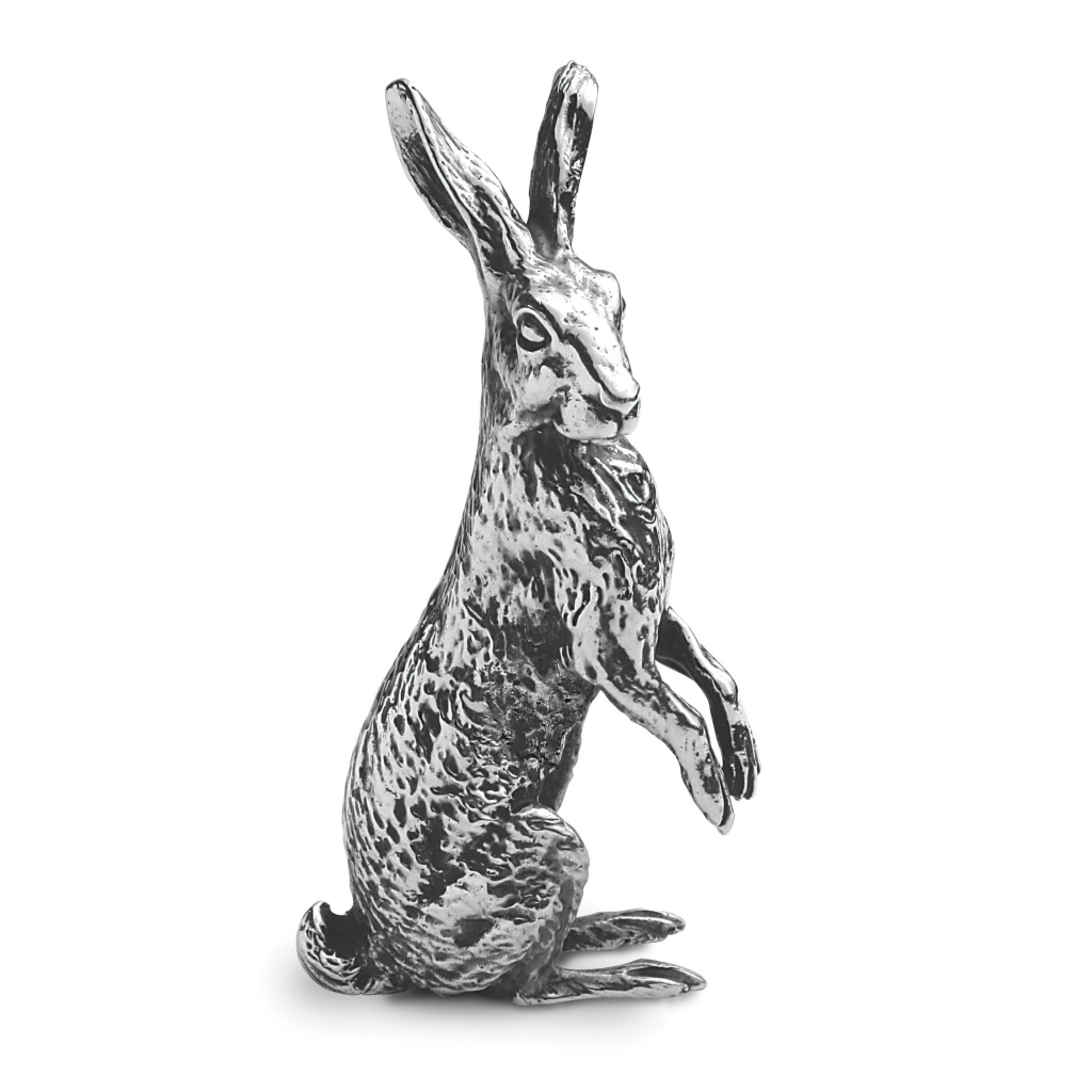 Sterling Silver Hare